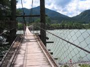 Brücke über Katun