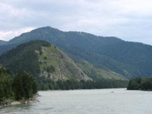 Der Katun Fluss